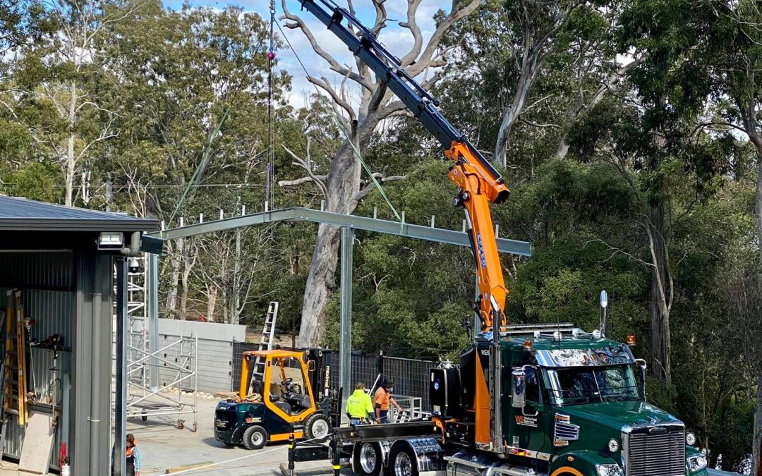 Things to Consider when Hiring a Crane Truck